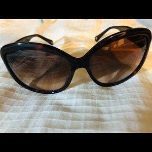 Coach sunglasses, tortoise shell